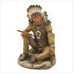 Noble Chief Figurine  #13239