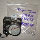 WHIRLPOOL BRAND DRYER TIMER SWITCH 696872 696873