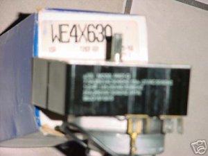 NEW GE HOTPNT RCA DRYR TIMER SWITCH WE4X630 963D191G035