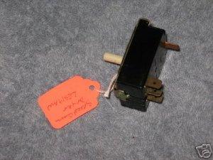 MAYTAG DRYER FABRIC SELECTOR SWITCH Y503997 RSPC503997