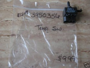 KEN WHIRL WASHER CYCLE SLECTOR SWITCH 3950356