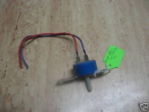 WHIRLPOOL KEN DRYER TEMP SELECTOR SWITCH 696887