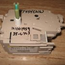 USED MAYTAG BRAND WASHER TIMER SWITCH 21001959 35-6763