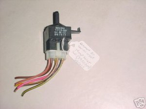 KENMORE WHIRL WASHER TEMP SELECT SW 661615 3950344