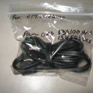 KENMORE WASHER POWER CORD 134100800 134501000 530320942