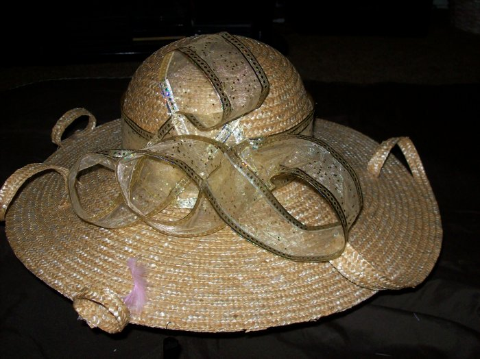 Dill's Wheat Straw Hat