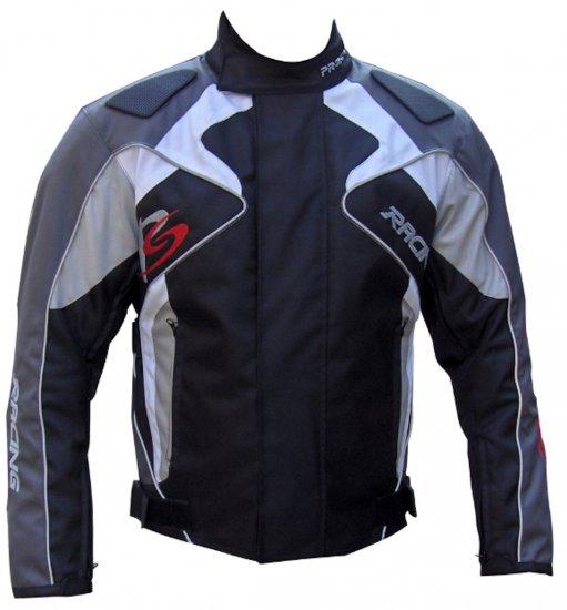 Cloud Motorbike Textile Jacket