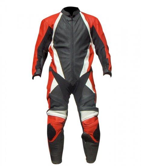 Loud Motorbike Leather Suit one piece