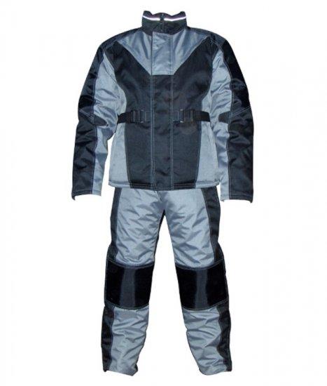 Wave Snowmobile Textile Waterproof & Windproof Suit 2-pc