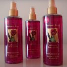 3 NEW VICTORIA'S SECRET PASSIONATE KISSES SPLASH SET