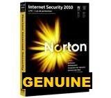 Norton Internet Security 2010 (2 years, 1 PC)