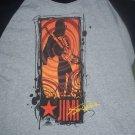 Jimi Hendrix 2 tone T-Shirt Awesome Shirt