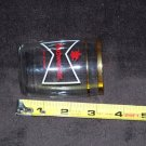 Mini Budweiser Drinking Glass Mint Condition
