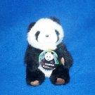 Vintage Fujifilm Panda Bear Orig Neck Tag Mint Cond