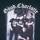 Good Charlotte Shirt T-shirt Size Medium Licensed