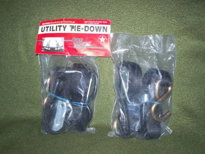 Rod Saver Utility Tie Down Set of 2