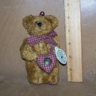 VTG Boyds Bear Wear Christmas Ornament W/ Original Tag