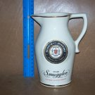 Old Smuggler Scotch Pitcher Jug Server for Advertising