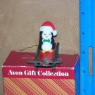 Vintage Avon Gift Collection Jolly Penguin Ornament MIB