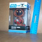 Star Wars Holiday Jawa Bobblehead Funko Mini Bobble