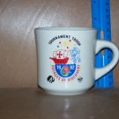 1992 Tournament Troops of Roses Scouts Coffee Mug
