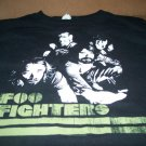 2007 Foo Fighters Band Tour Shirt T-Shirt Size L