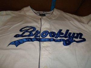 best cheap 25f69 7e7d0 Brooklyn Dodgers Starter 1955 Throwback Jersey XL