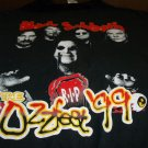Ozzy 1999 Ozzfest Black Sabbath Slayer Godsmack Shirt
