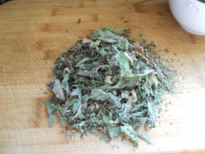100 % Organically Grown Mint