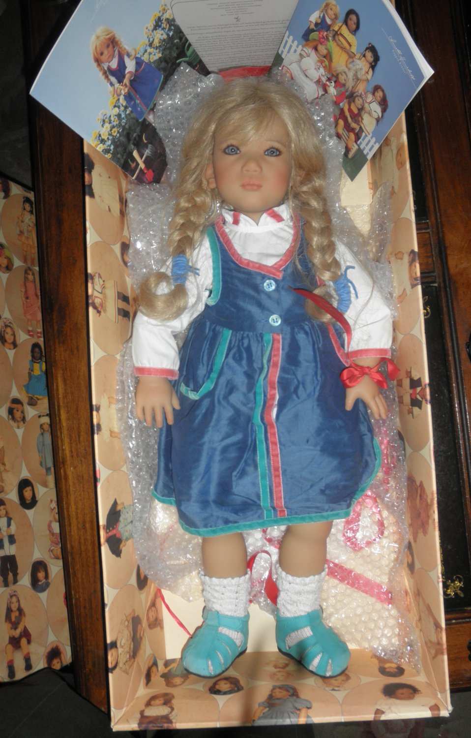 What Is The Sales Tax In New York >> Annette Himstedt Doll - Ullwa