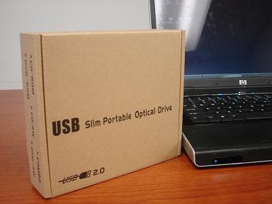 Blu-ray Burner Writer DVD±RW USB External Drive UJ-240