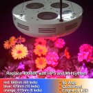 90W Quad-Band Pro Hydroponic UFO LED Plant Grow Light