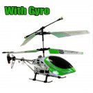 metal 3ch with gyro mini rc helicopter with USB charger X 24 units