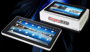 """10.2"""" Epad Flytouch 7 Android 4 Tablet PC GPS HDMI superpad 2"""