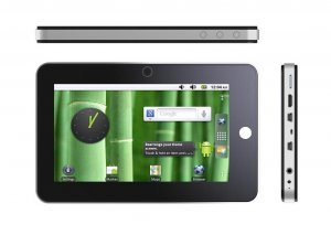 """Tablet PC Arm cortex A8 Samsung S5pv210 1.0GHz Android 2.2 512MB/4GB 1.3MP 7"""" Capacitive Touch"""