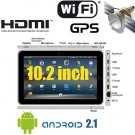 flytouch Android 2.3 10 inch Wifi 3G tablet pc with GPS HDMI
