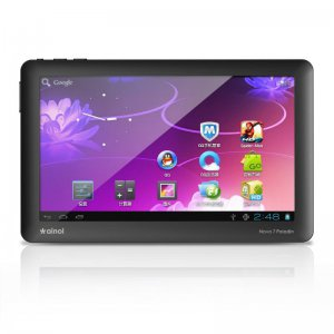 """Ainol Novo 7 Android 2.3 Tablet PC 7"""" Touch Screen MID WiFi HDMI 1080p 8GB New"""
