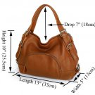 Genuine Leather Lady Fashion Handbag Shoulder Bag
