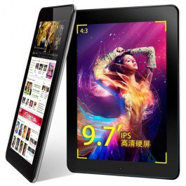 Teclast A10T 9.7 Inch IPS capacitance screen Android 2.3 Tablet PC 1.5GHZ 8GB Camera