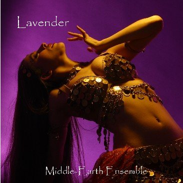 Lavender - Middle Earth Ensemble CD