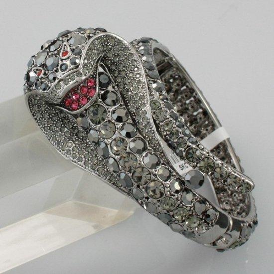 Crystals Bracelet: King Cobra