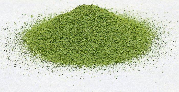 JAPANESE POWDERED GREEN TEA 50g (1.8 oz) From Shizuoka Japan