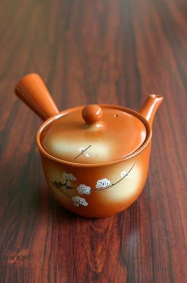 Traditional Japanese Teapot (Made In Japan)