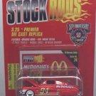 Stock Rod #74 49 Mercury Sedan Bill Elliott McDonalds