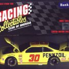 RCCA #30 Johnny Benson Pennzoil Bank 1/24th