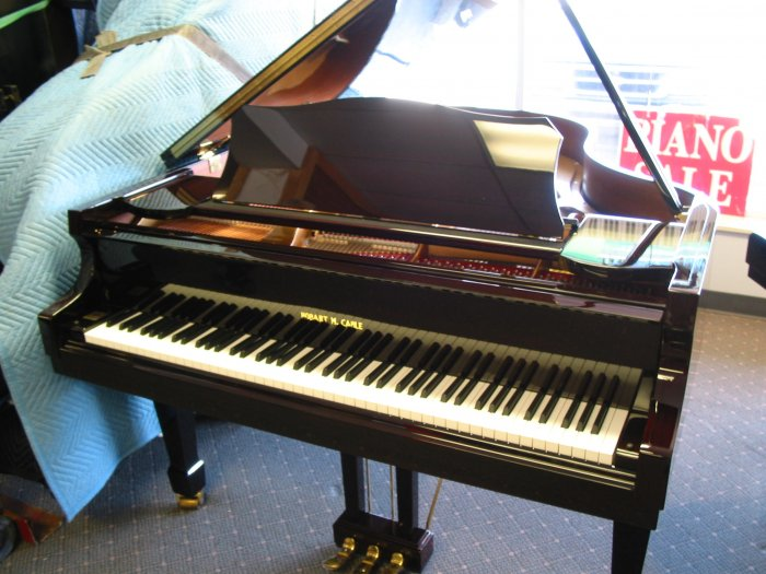 """NEW GRAND PIANOS -Hobart Cable 5'9"""" MP"""