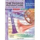 The Yamaha Advantage Book 1 Clarinet  (with CD)