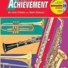 Accent on Achievement Book 2 Flute with CD