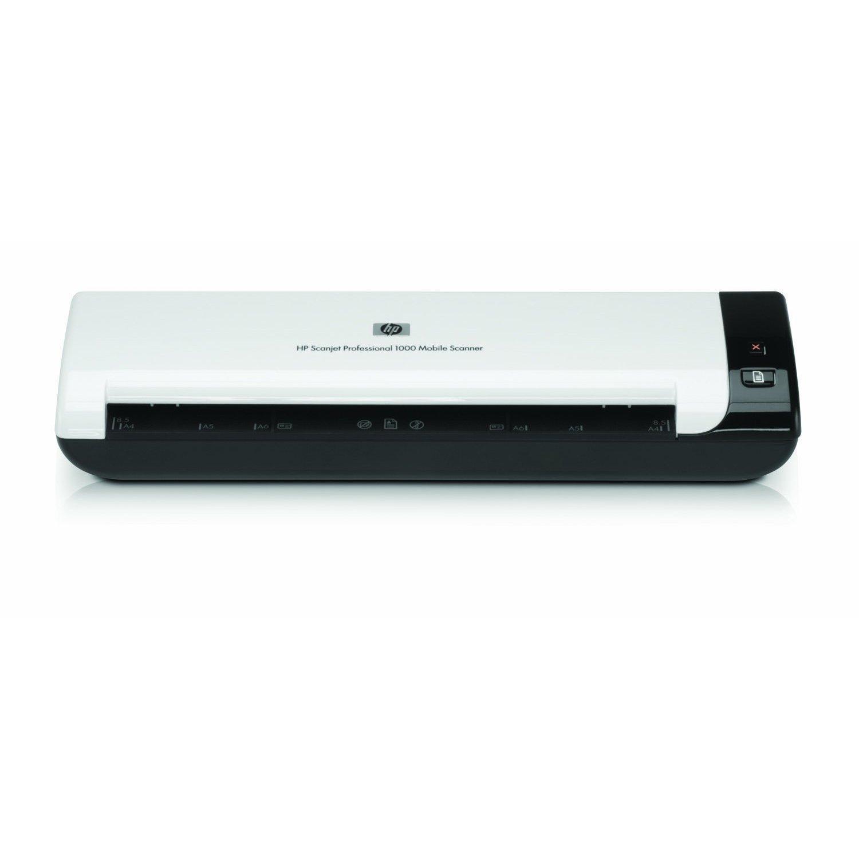 HP ScanJet 1000 Professional Mobile Scanner - 600 dpi x 600 dpi - Sheetfed scanner