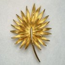 Gorgeous Multi-Layered Floral Pin Vintage Jewelry